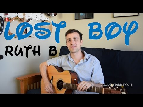 "How To Play ""Lost Boy"" by Ruth B 