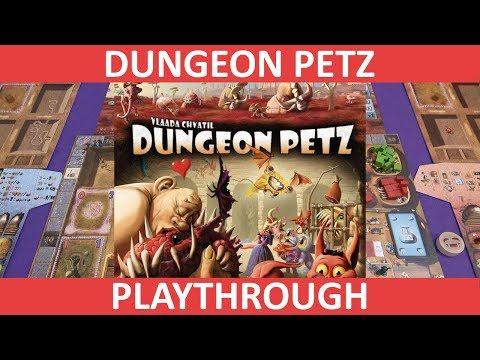Dungeon Petz | Playthrough | Slickerdrips