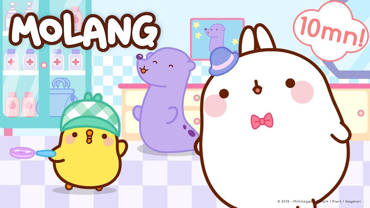 Molang - Sherlock Piu Piu and Doctor Molang !    More @Molang ⬇️ ⬇️ ⬇️