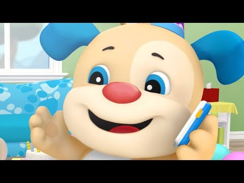 Laugh & Learn™ - Calling a Friend | Kids Songs | Cartoons For Kids | Songs and Nursery Rhymes