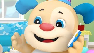 Laugh & Learn™ - CaĮling a Friend | Kids Songs | Cartoons For Kids | Songs and Nursery Rhymes