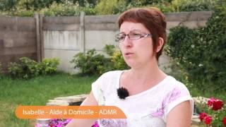 Travailler à l'ADMR auprès des personnes âgées