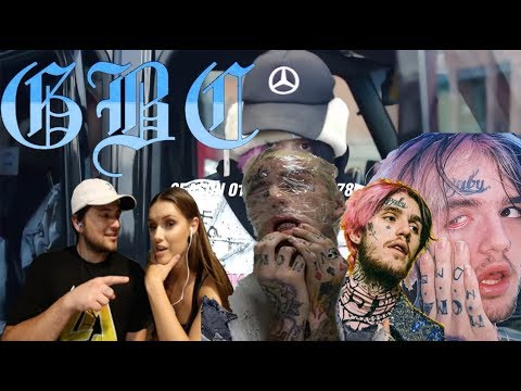 GIRLFRIEND REACTS TO LIL PEEP!!! | @LILPEEP