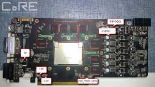 Урок по ремонту видеокарт. Как починить видеокарту?(В этом видео подробно рассказано с чего начать диагностику и ремонт видеокарты. Указаны контрольные точки..., 2013-09-13T14:00:28.000Z)