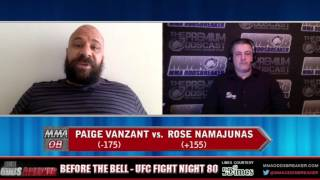 Before the Bell with Frank Trigg and Nick Kalikas - UFC Fight Night 80