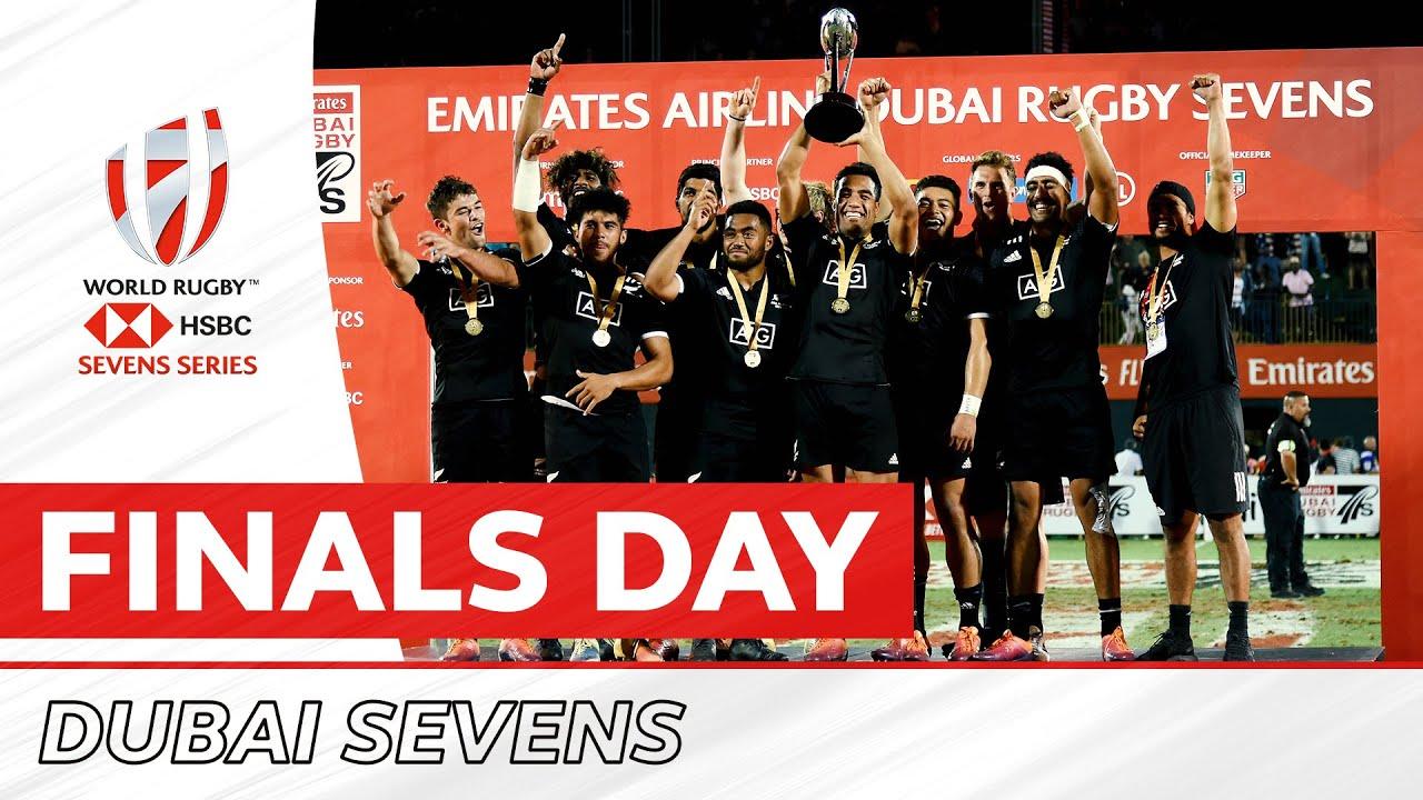 The Highlights Show: Dubai Sevens 2019