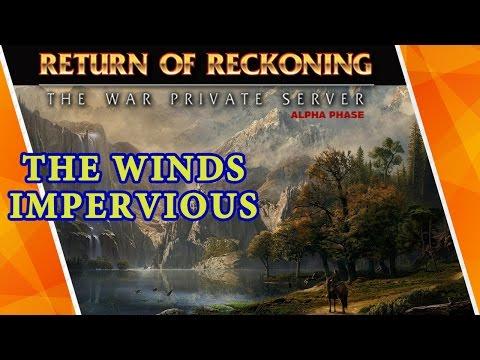 [Warhammer Online: #ReturnOfReckoning] The Winds Impervious (Ring Set)