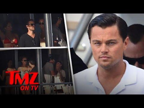 Leonardo DiCaprio – ALL ABOARD! | TMZ TV