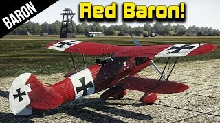 War Thunder - The Red Baron