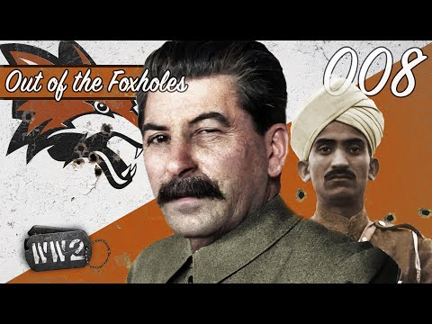Will Stalin invade India? And what about the West Indies? - WW2 - Out of the Foxholes 008