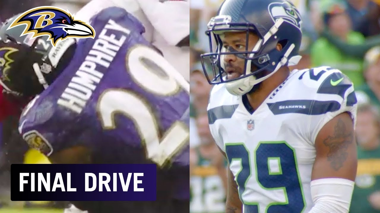 finest selection a0615 ff28c Did Marlon Humphrey Give Earl Thomas the #29 Jersey? | Ravens Final Drive