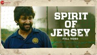 Spirit Of Jersey Full Jersey Nani Shraddha Srinath Anirudh Ravichander