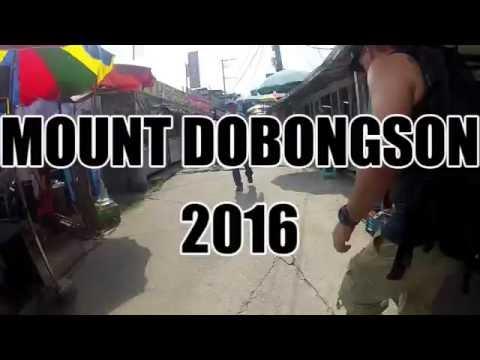 Mount Dobongson 2016