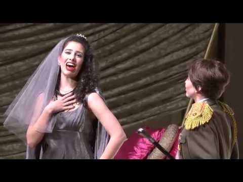 "FIU Opera Theater presents ""Agrippina"" (Part 1)"