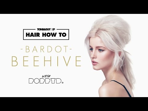 Hair How To Create The Perfect Bardot Beehive