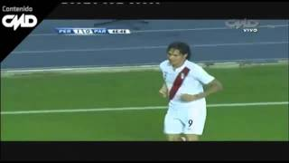 PERU VS PARAGUAY (2 - 0) ELIMINATORIAS BRAZIL 2014 (HD)