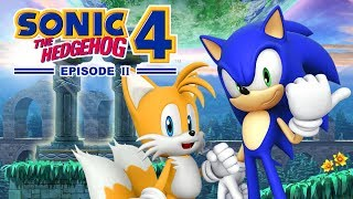 SEGA Forever - Sonic The Hedgehog 4: Episode II