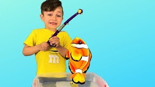 Zack Play Fishing Toys for Kids