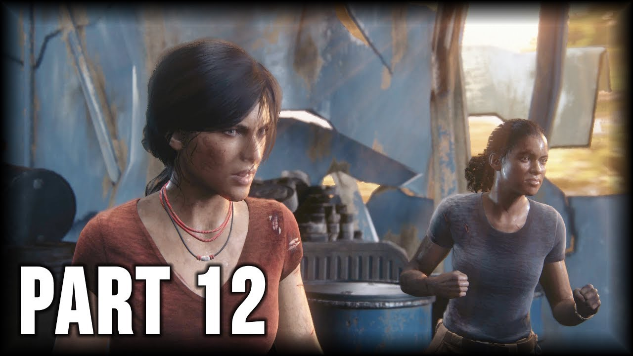Download Uncharted: The Lost Legacy - 100% Walkthrough Part 12 [PS4] – Chapter 9: End of the Line [ENDING]