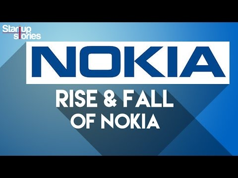 Rise And Fall Of Nokia | How The Brand Was Killed By Apple iPhone & Android | Startup Stories