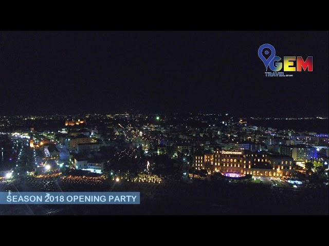GEM Travel Season 18 Opening Party!