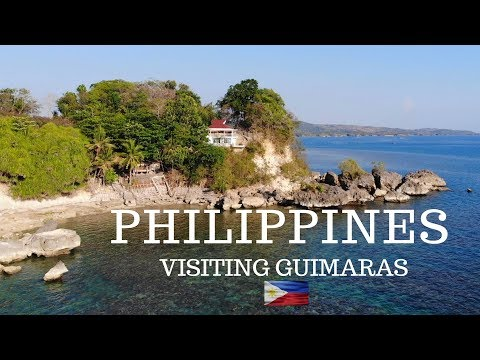 Visiting Friends at Natures Eye - GUIMARAS ISLAND, Philippines