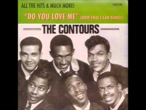 The Contours - Do You Love Me (Now That I Can Dance) (1988 Remix Version) Lossless Audio HD