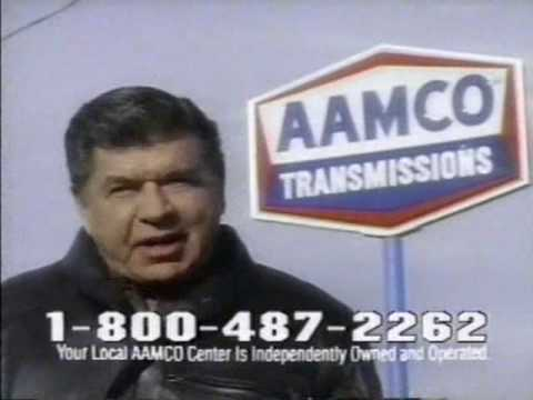 1993 Aamco Commercial With Claude Akins #1