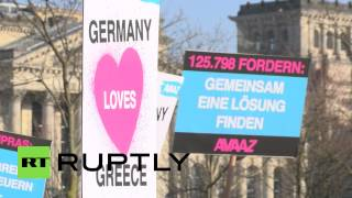 Big, fat Greek support from Germany during Berlin talks