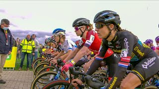 2020 Women's Elite Cyclocross Ruddervoorde Belgium 24-10-2020
