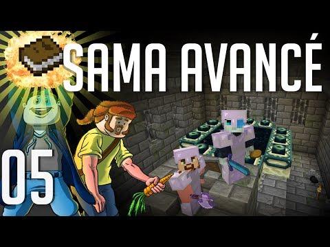 Sama Avancé #05 : Le Passage Secret