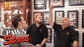 Pawn Stars: $1000 Federal Reserve Star Note (Season 14) | History