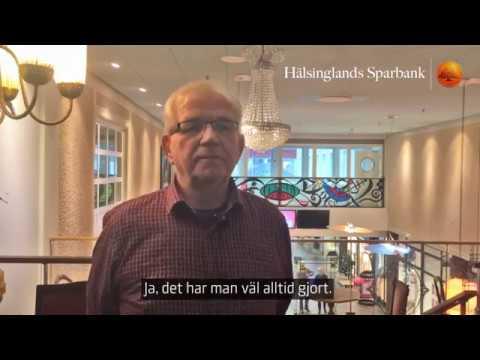 Håkan Persson - Pension - Hälsinglands Sparbank