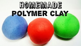 How to make polymer clay at home ABS