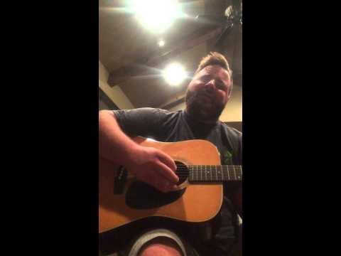 "Chad Davis ""while I was away"" cover"