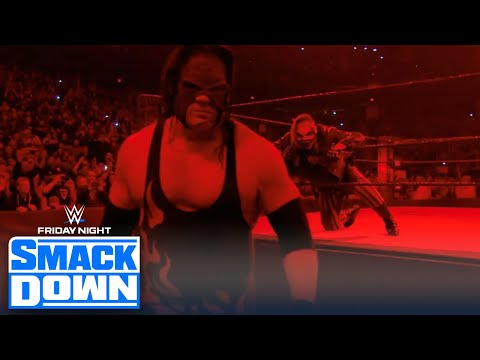 The Fiend attempts to ambush Kane upon return, thwarted by Daniel Bryan | FRIDAY NIGHT SMACKDOWN