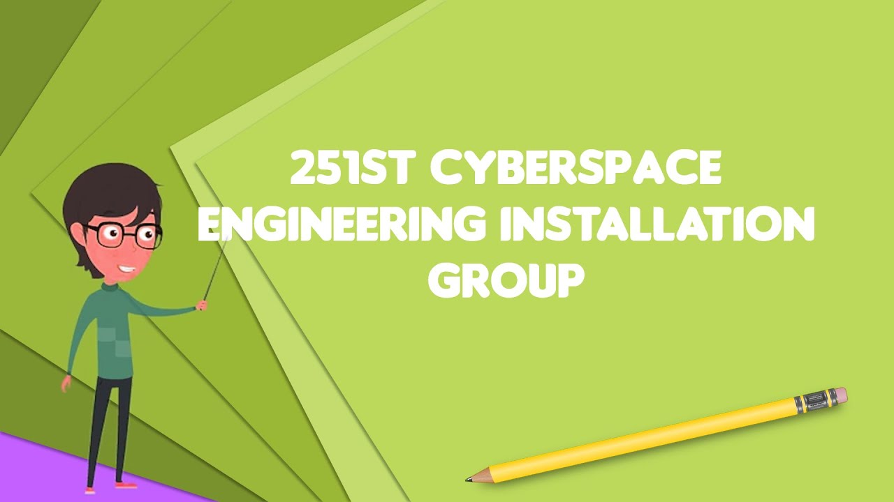 251st cyberspace engineering installation group — photo 2