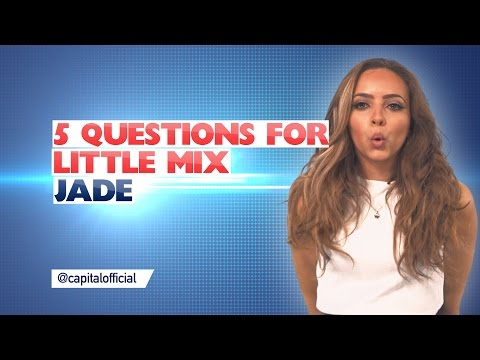 Jade From Little Mix Can't Whistle! (5 Questions For)