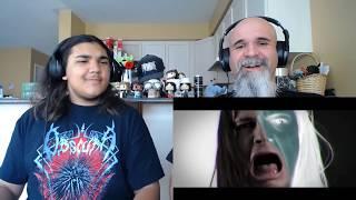 Genus Ordinis Dei - Nemesis feat Melissa VanFleet [Reaction/Review]
