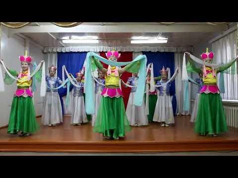 21. Танцевальная студия «МОЗАИКА» Приветственный танец