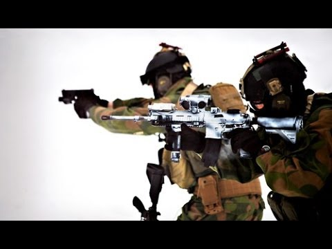 Special Forces 2014 (Skillet - Hero)
