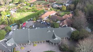 360 degree of Hamilton Gardens from  DJI Phantom 2