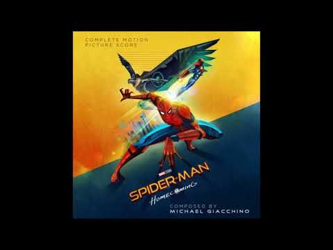 22. Ruling the Roost (Spider-Man: Homecoming Complete Score)
