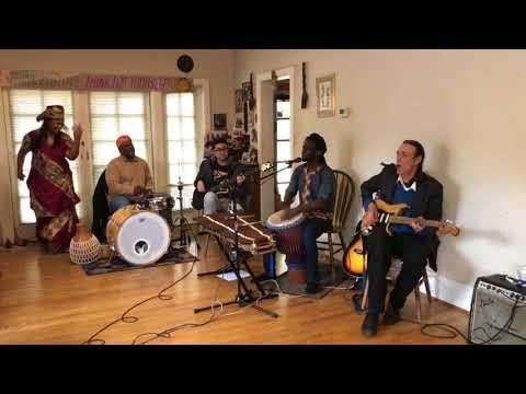 Boka Kouyaté & The Djéliyah Band