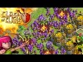 """CLASH OF CLANS -SO MUCH FUCKING PURPLE! SEXY FUN 3 STAR!""""FUNNY MOMENTS+ FAIL MAX TROOPS""""(WATCH THIS)"""