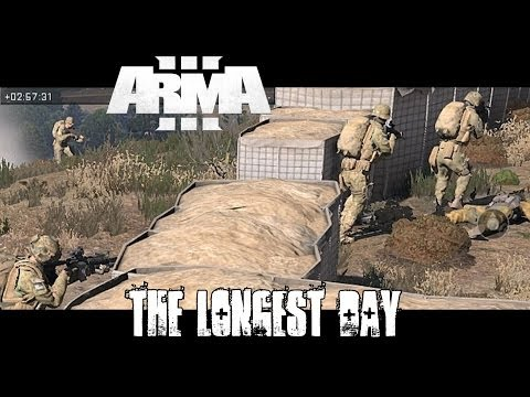 The Longest Day - 15th MEU MCC Op - ArmA 3 Gameplay
