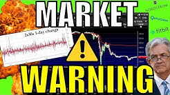 Rate Cut Just SHOCKED The Stock Market & Investors - My Watchlist - Jerome Powell CAVES