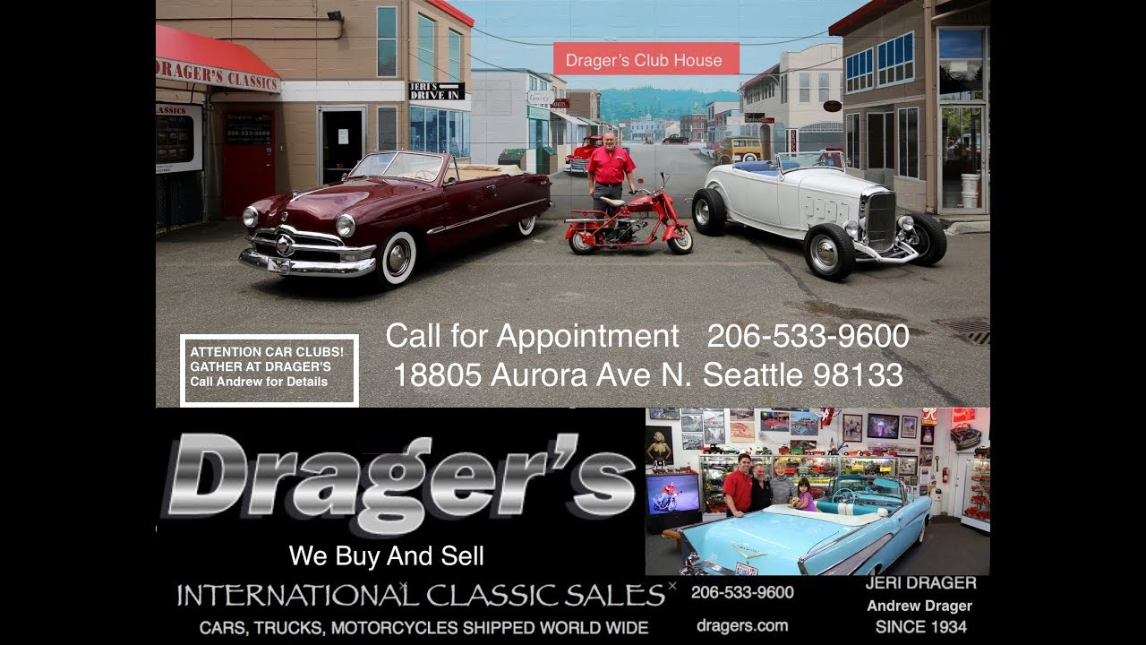 Dragers Classic Cars