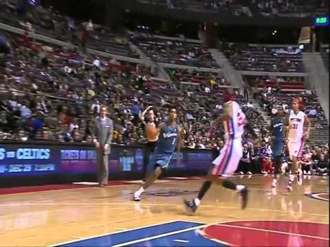 NBA Monster Blocks (HD) 1080p
