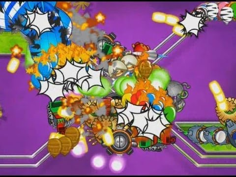 BTD5 Mobile - Impoppable - Double Cross